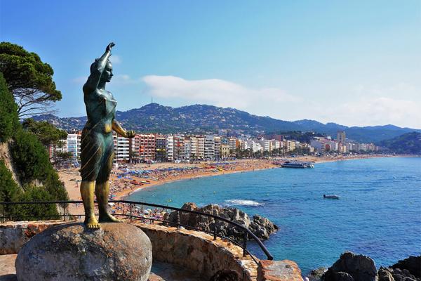 автобусный тур в испанию из минска, тур в Ипании, отдых в Ллорет де Мар, отдых в Испании